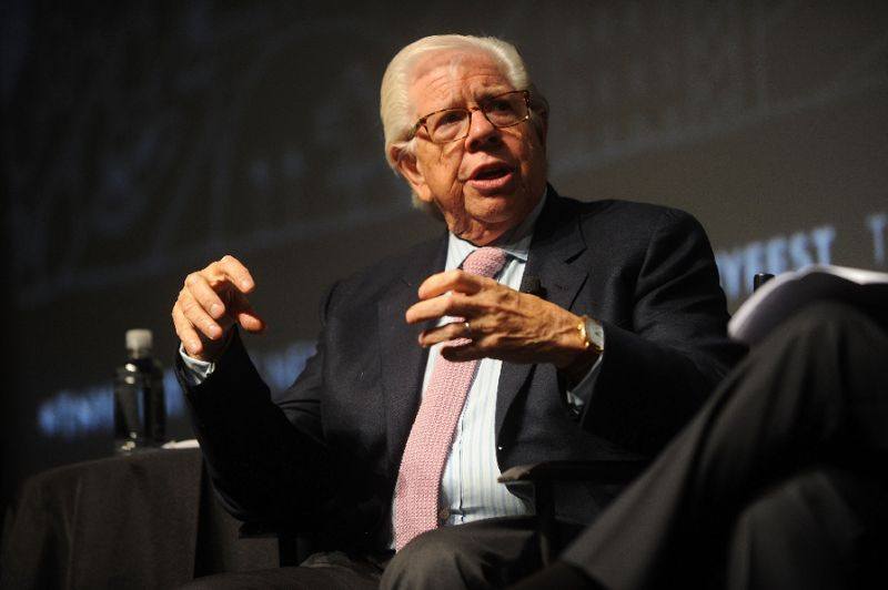 Carl Bernstein was one of the reporters on a CNN story that has since been called into question, drawing President Donald Trump's ire